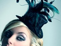 Workshop fascinator (haarcorsage) maken